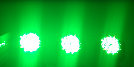 Bright Led Wash Moving Head